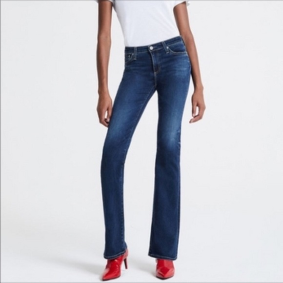 60869db333f0 Anthropologie Jeans | Ag Adriano Goldschmied The Angel Cut Sz 31 R ...